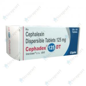 Cephadex DT 125Mg