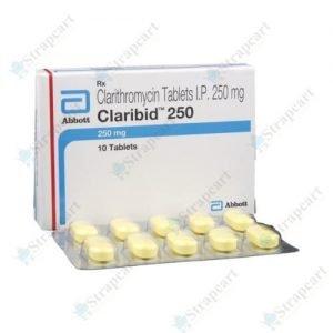 Claribid 250Mg