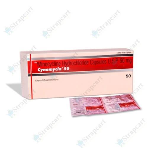 Cynomycin 50Mg