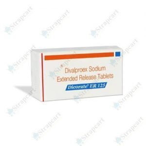 Dicorate ER 125Mg