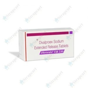 Dicorate ER 250Mg