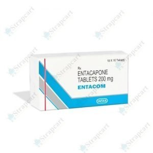 Entacom 200Mg Tablet