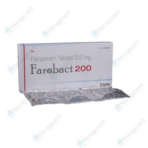 Farobact 200Mg
