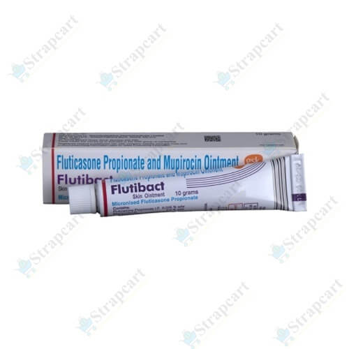 Flutibact Ointment