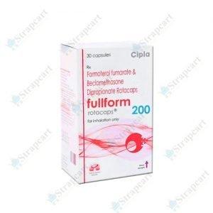 Fullform Rotacaps 200