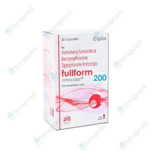 Fullform Rotacaps 200