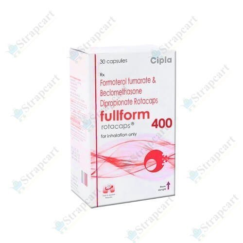 Fullform Rotacaps 400