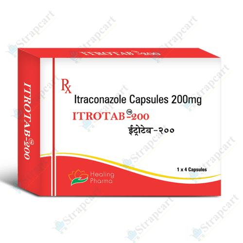 Itrotab 200Mg