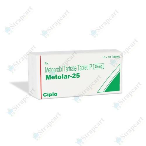 Metolar 25Mg
