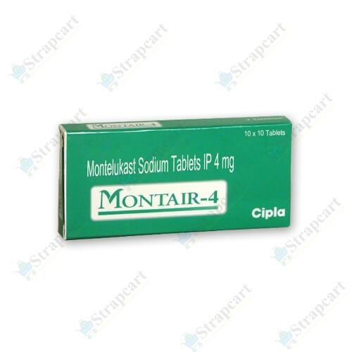 Montair 4Mg Chewable