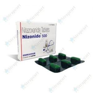 Nizonide 500Mg