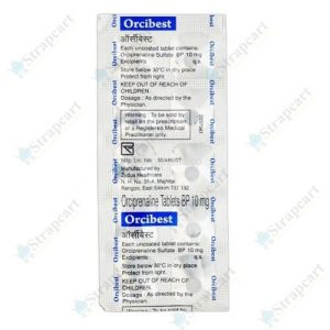 Orcibest 10Mg