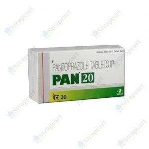 Pan 20Mg
