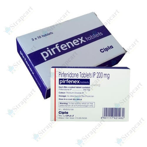 Pirfenex 200Mg