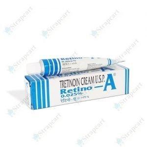 Retino A 0.025% Cream
