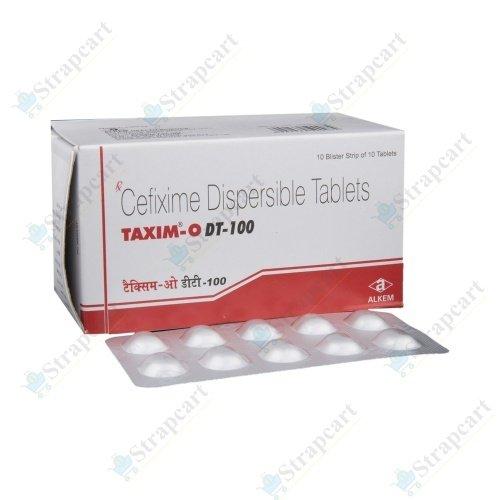 Taxim-O 100Mg DT
