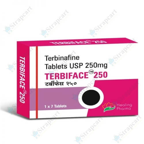 Terbiface 250Mg