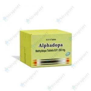 Alphadopa 250Mg