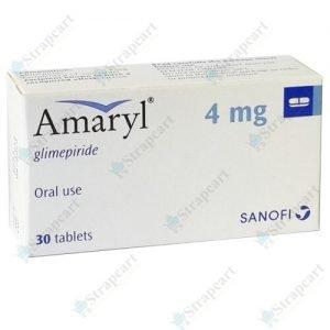 Amaryl 4Mg