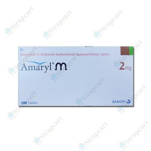 Amaryl M 2Mg