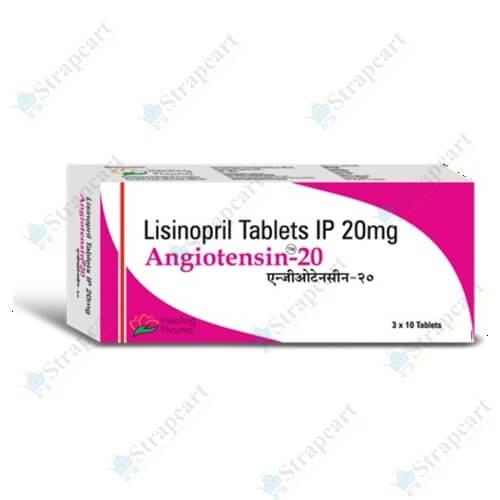 Angiotensin 20 Mg