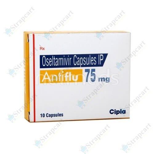 Antiflu 75Mg capsule