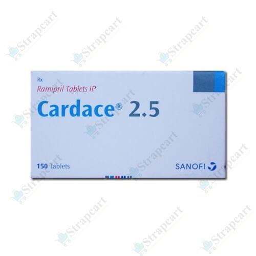 Cardace 2.5Mg