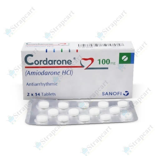 Cordarone 100Mg