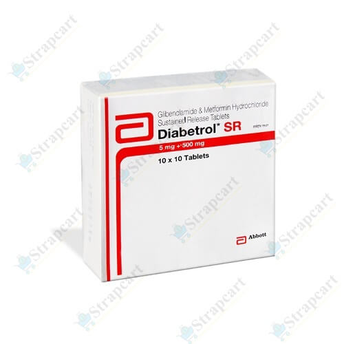 Diabetrol SR