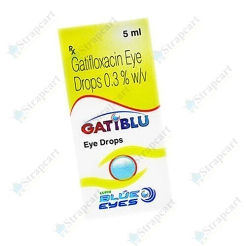 Gatiblu Eye Drop