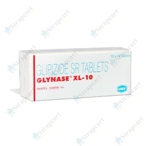 Glynase XL 10Mg