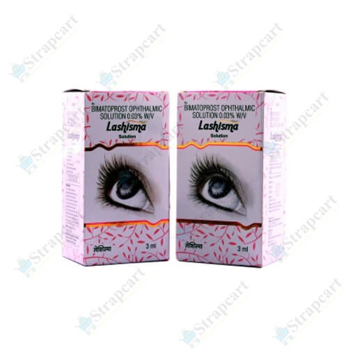 Lashisma Eye Solution