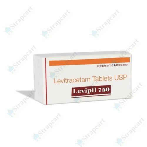 Levipil 750Mg