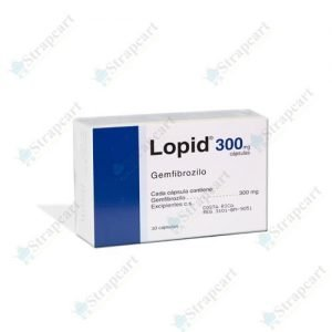 Lopid 300Mg