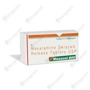 Mesacol 800Mg DR