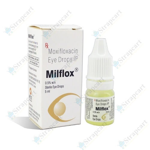 Milflox Eye Drop