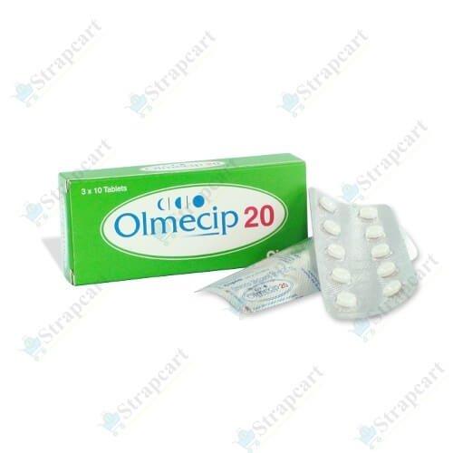 Olmecip 20Mg