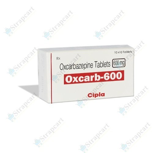 Oxcarb 600Mg