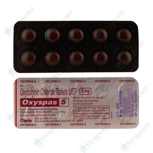 Oxyspas 5Mg
