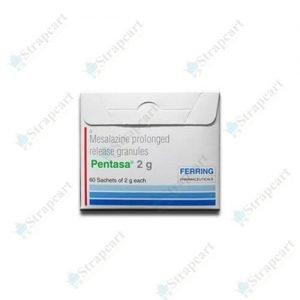 Pentasa 2 Gm Granules