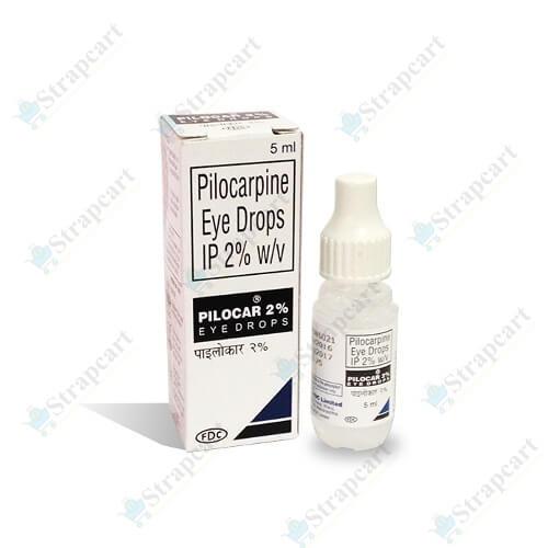 Pilocar Eye Drops