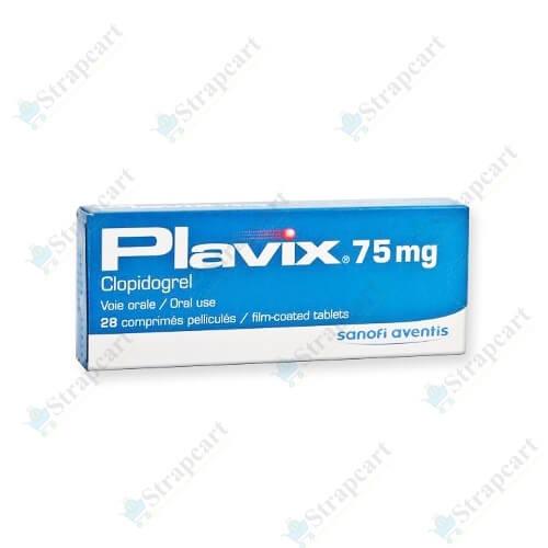 Plavix 75Mg