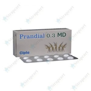 Prandial 0.3Mg MD