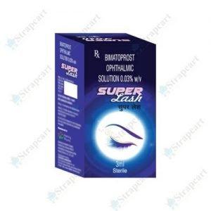 SuperLash 3ml Eye Drop (With Brush)