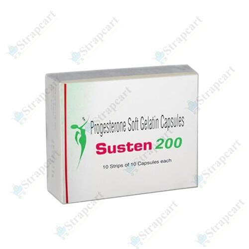 Susten 200 Soft Gelatin Capsule