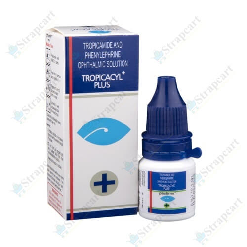 Tropicacyl Plus Eye Drop
