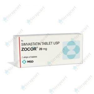 Zocor 20Mg