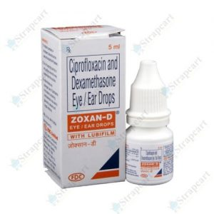 Zoxan D Eye Drop