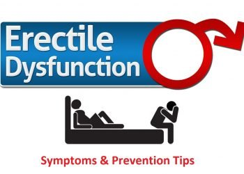 5 Symptoms & Prevention Tips for Erectile Dysfunction in Men
